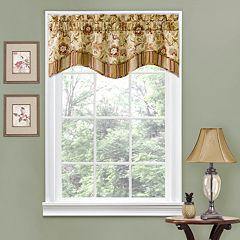 Traditions by Waverly Navarra Window Valance