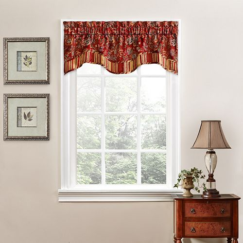 Traditions by Waverly Navarra Window Valance