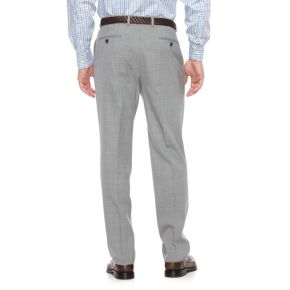 Men's Chaps Classic-Fit Wool-Blend Stretch Suit Pants