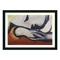 Amanti Art Dreaming by Pablo Picasso Framed Wall Art
