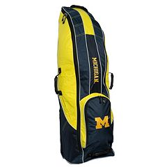 Team Golf Michigan Wolverines Golf Travel Bag