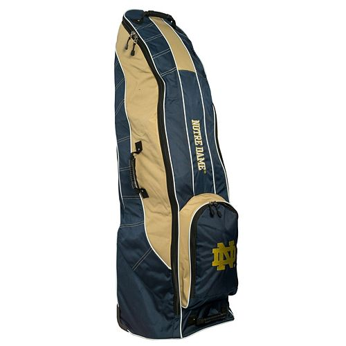 Team Golf Notre Dame Fighting Irish Golf Travel Bag