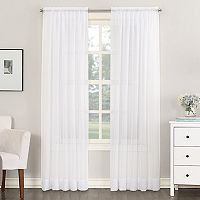 SONOMA Goods for Life™ 2-pack Voile Curtain