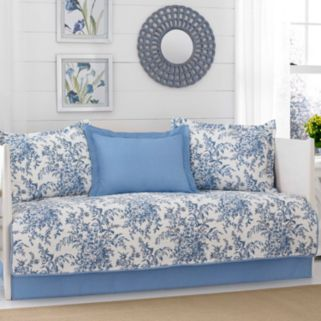 Laura Ashley Lifestyles 5-piece Bedford Daybed Set