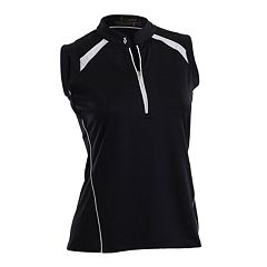 Women's Nancy Lopez Sporty Sleeveless Golf Polo