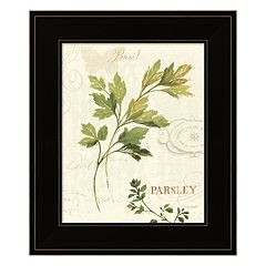 Aromatique I Framed Wall Art