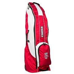 Team Golf Wisconsin Badgers Golf Travel Bag