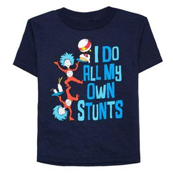 Toddler Boy Dr. Seuss