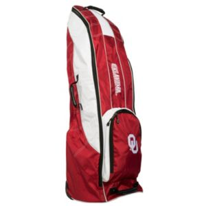 Team Golf Oklahoma Sooners Golf Travel Bag