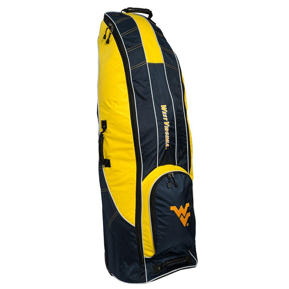 Team Golf West Virginia Mountaineers Golf Travel Bag