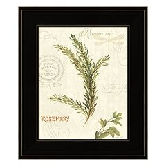 Aromatique II Framed Wall Art