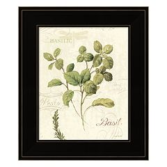 Aromatique III Framed Wall Art