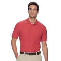 Men's Croft & Barrow® True Comfort Classic-Fit Pocket Pique Performance Polo