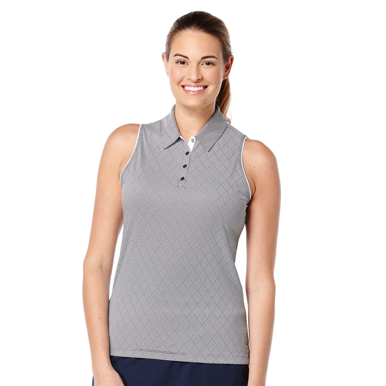 a3144d8b1a197 Women39s Grand Slam Sleeveless Golf Polo Slam Grand