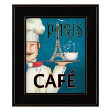 World's Best Chef II Framed Wall Art