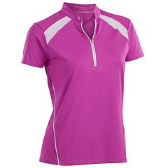 Women's Nancy Lopez Sporty Short Sleeve Golf Polo