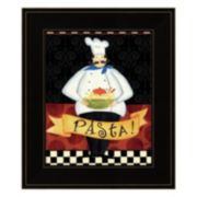 Bon Appetit I Framed Wall Art