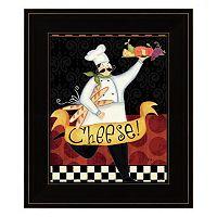 Bon Appetit IV Framed Wall Art