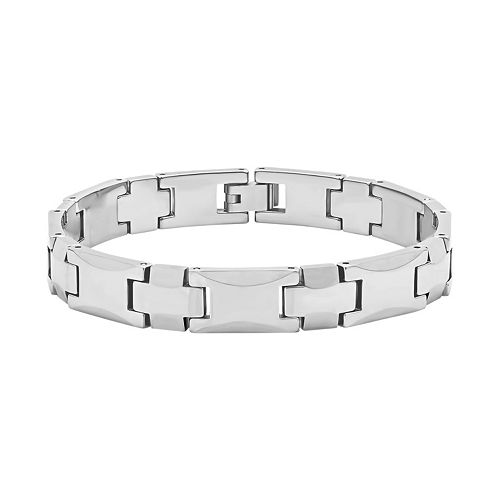 Men's Tungsten Carbide Bracelet