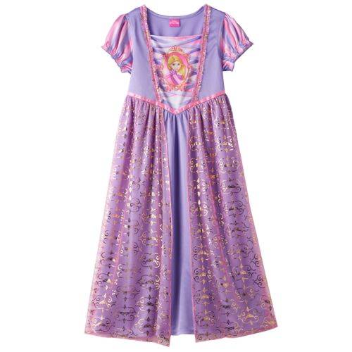Disney Princess Nightgowns for Girls