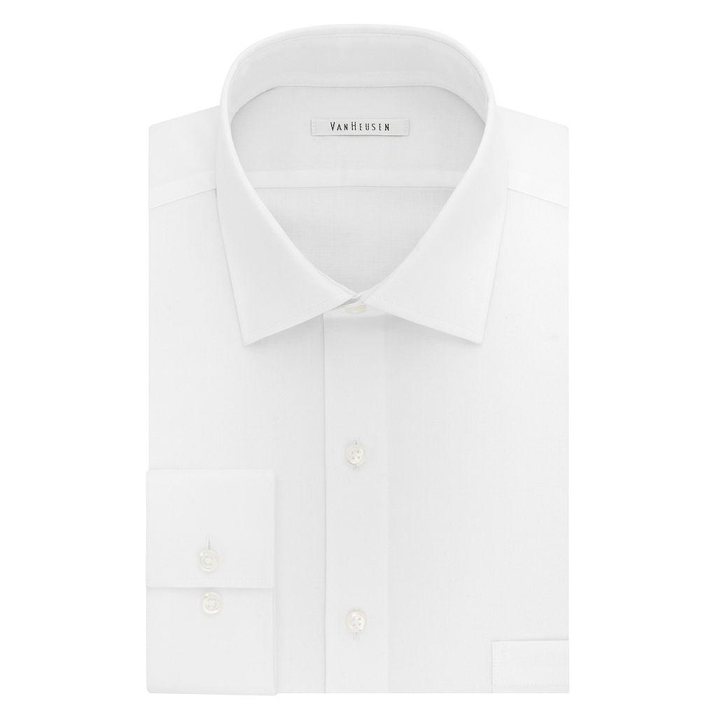 Men's Van Heusen Flex Collar Regular Fit Stretch Dress Shirt