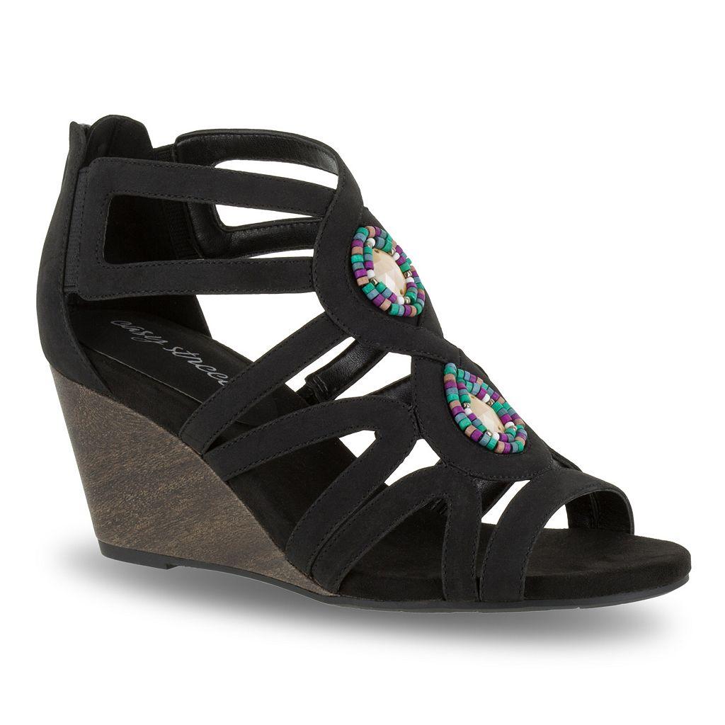 Easy Street Unity Women's Wedge Sandals
