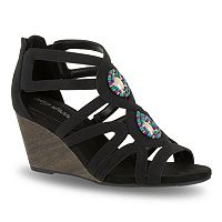 Easy Street Unity Women's Wedge Sandals