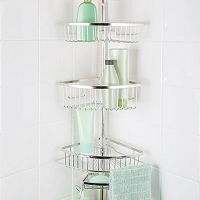 Richards Rivercrest Shower Tension Pole Rack