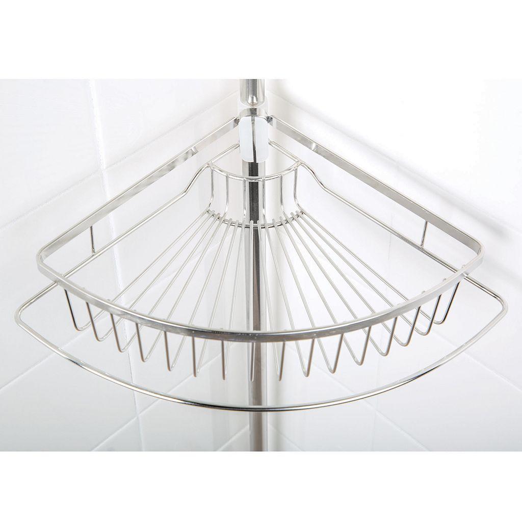 Richards Rivercrest Shower Tension Pole Rack