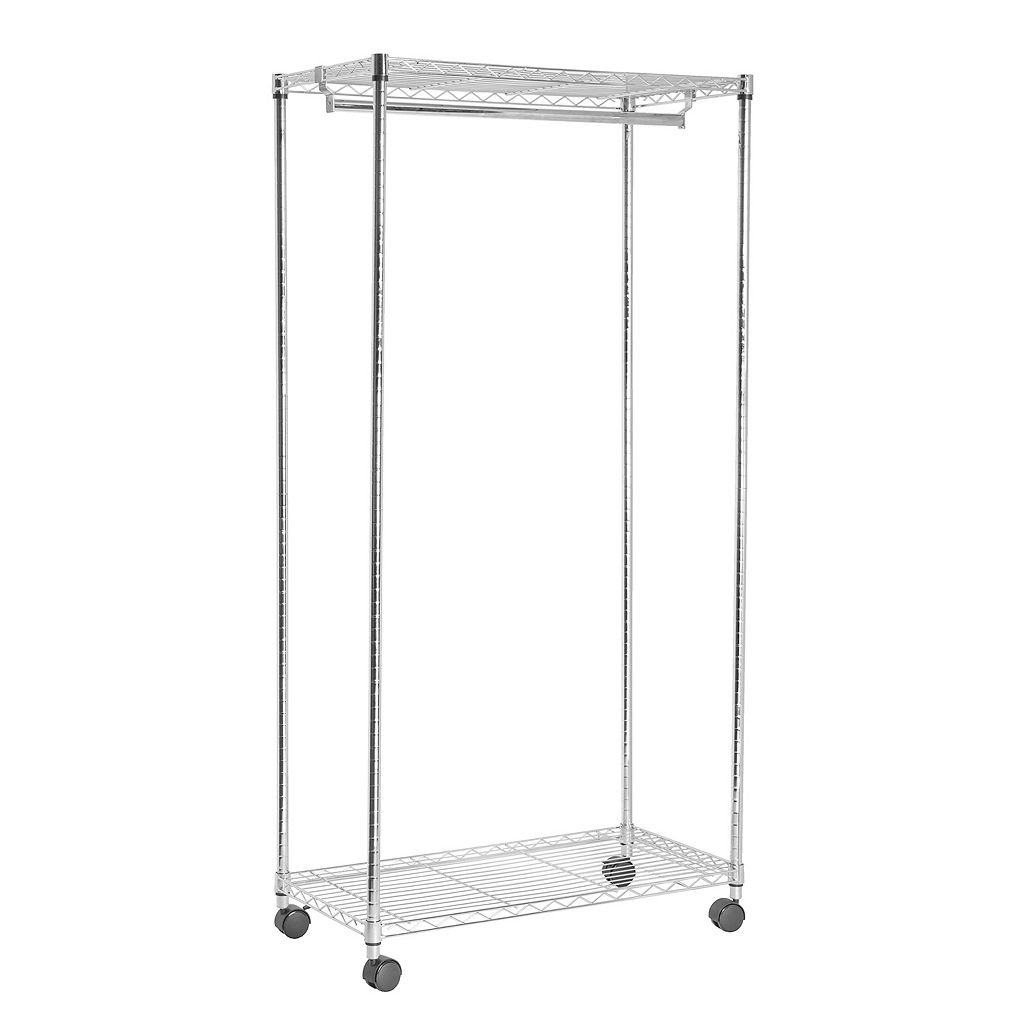 Richards Chrome Garment Rack