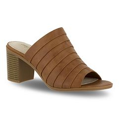Easy Street Chella Women's Block Heel Sandals