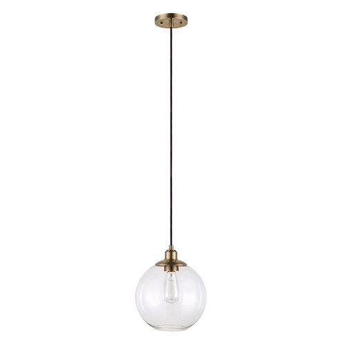 Catalina Lighting Glass Pendant Lamp