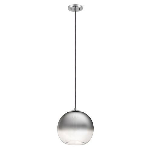 Catalina Lighting Ombre Glass Pendant Lamp