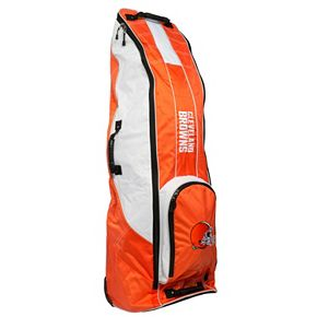 Team Golf Cleveland Browns Golf Travel Bag
