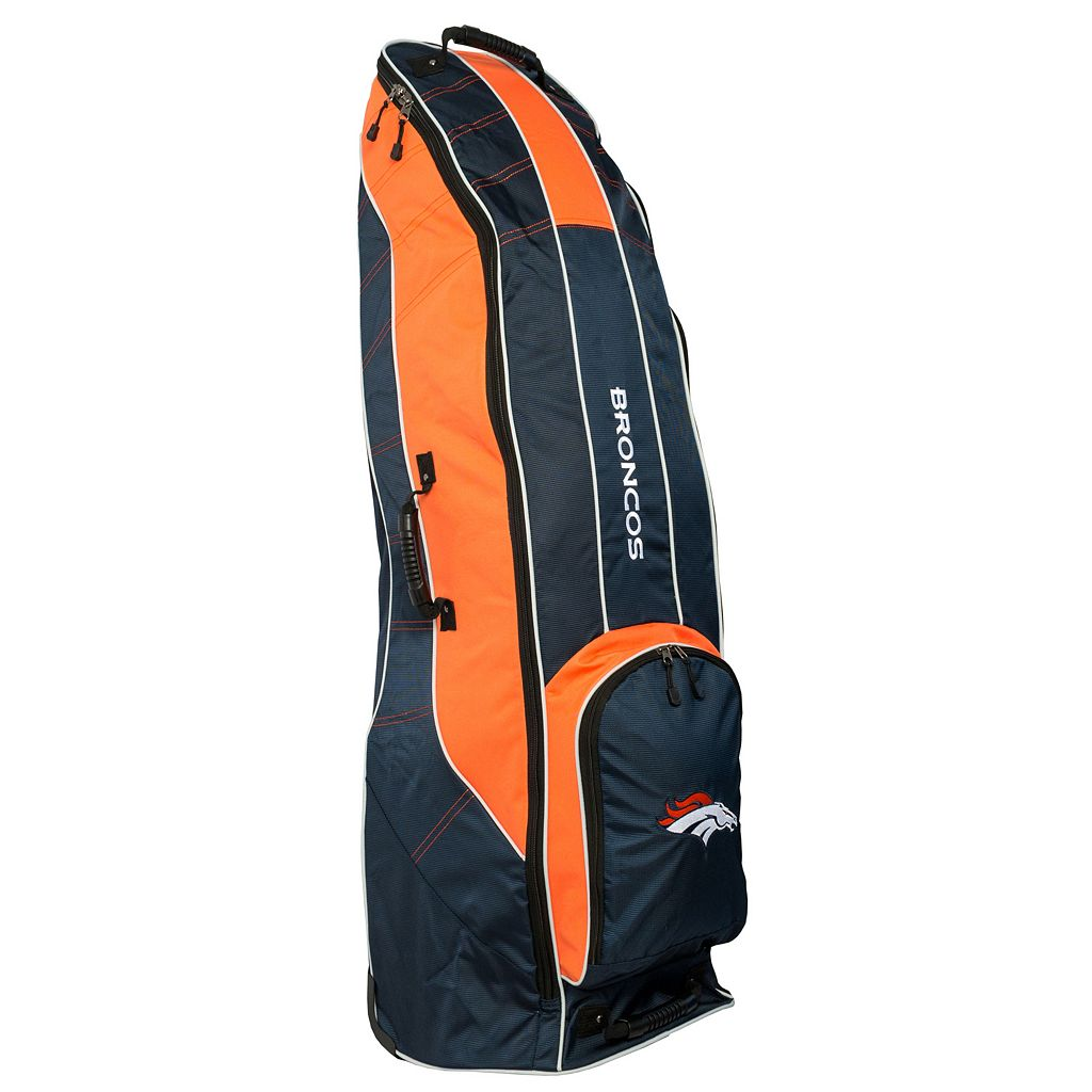 Team Golf Denver Broncos Golf Travel Bag