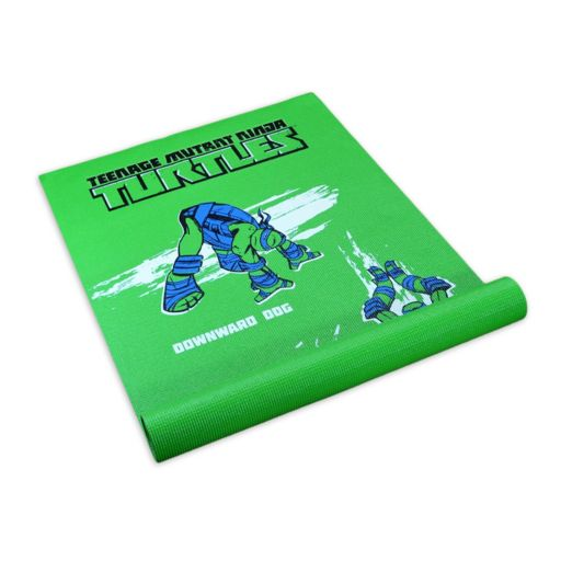 Teenage Mutant Ninja Turtles Retro Leonardo Yoga Mat