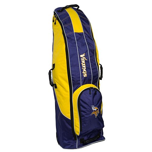 Team Golf Minnesota Vikings Golf Travel Bag