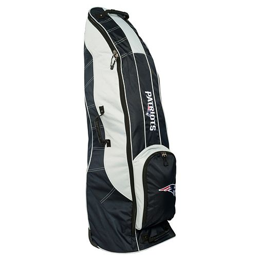 Team Golf New England Patriots Golf Travel Bag