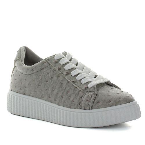 Seven7 C-Brown Women's ... Platform Sneakers x0XoFf3