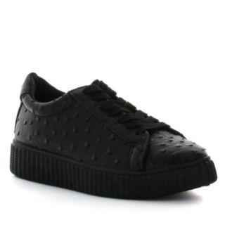 Seven7 C-Brown Women's Platform Sneakers