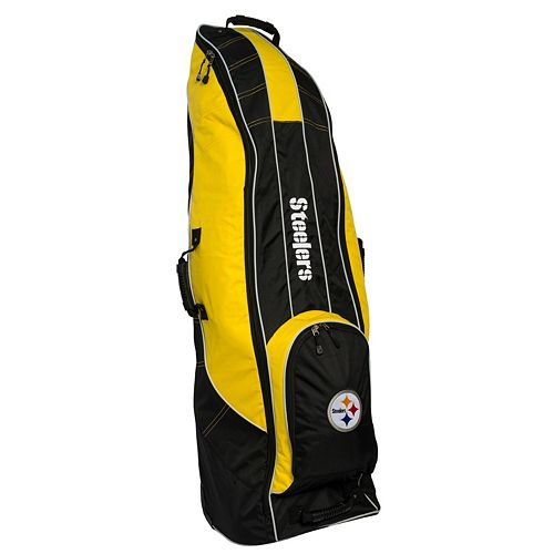 Team Golf Pittsburgh Steelers Golf Travel Bag