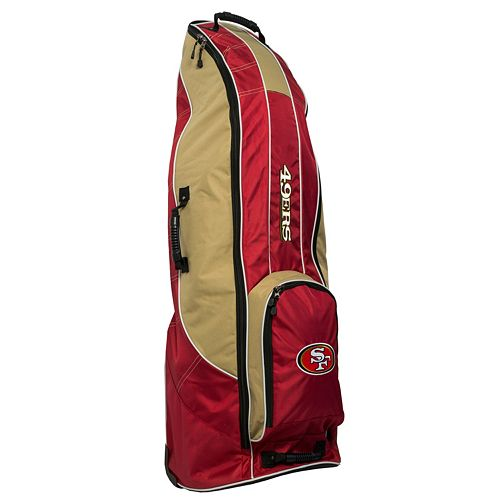 Team Golf San Francisco 49ers Golf Travel Bag