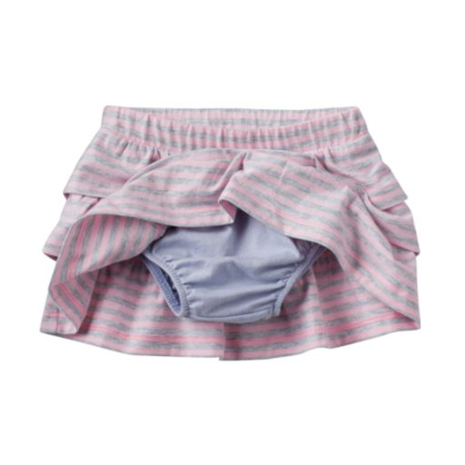 Baby Girl Jumping Beans® Print Tiered Skort