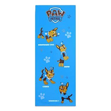 Paw Patrol Chase Yoga Mat