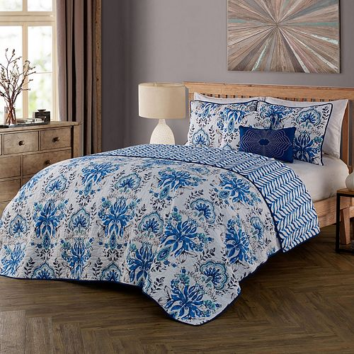 Avondale Manor 5-piece Tabitha Quilt Set