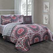 Avondale Manor 5 pc Malta Quilt Set