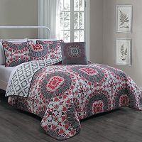 Avondale Manor 5-piece Malta Quilt Set