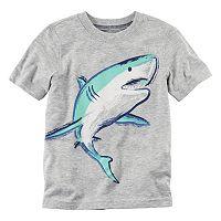 Boys 4-8 Carter's Shark Graphic Tee