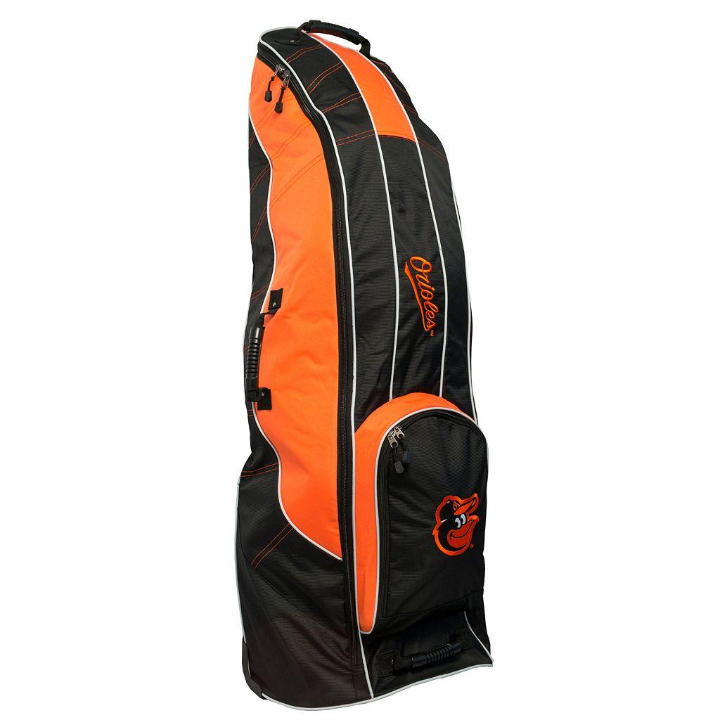 Team Golf Baltimore Orioles Golf Travel Bag