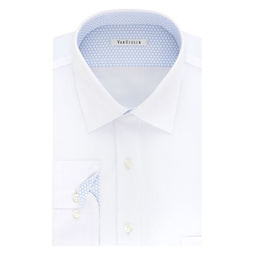 Men's Van Heusen Air Regular-Fit Stretch Dress Shirt